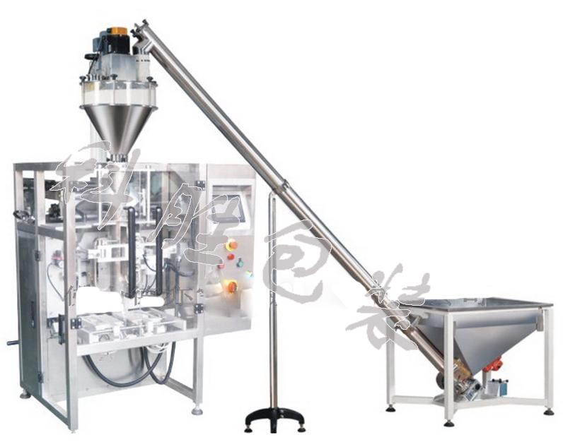 220立式粉剂自动包装机|大型粉体包装机|奶粉自动包装机