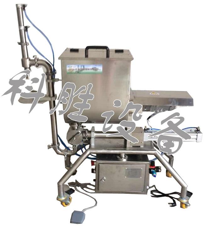 火锅底料灌装机|白蘑菇酱灌装机|鹿肉酱灌装机
